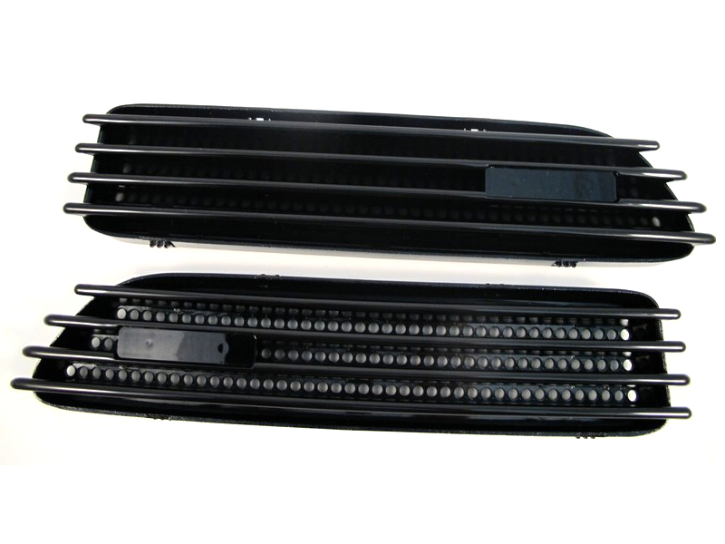 kotfl gel grill lufteinl sse set f r bmw e46 m3 glanz. Black Bedroom Furniture Sets. Home Design Ideas